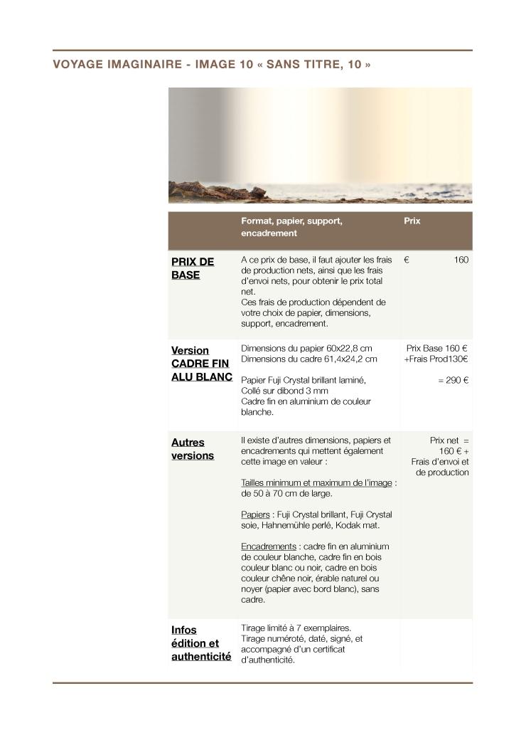 """Prix - Voyage imaginaire - Image 10 """"Sans titre, 10"""" (Bonneveine"""